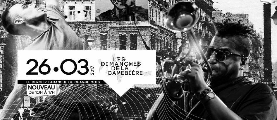 3 EME DIMANCHE DE LA CANEBIERE ! PLACE A LA MUSIQUE !
