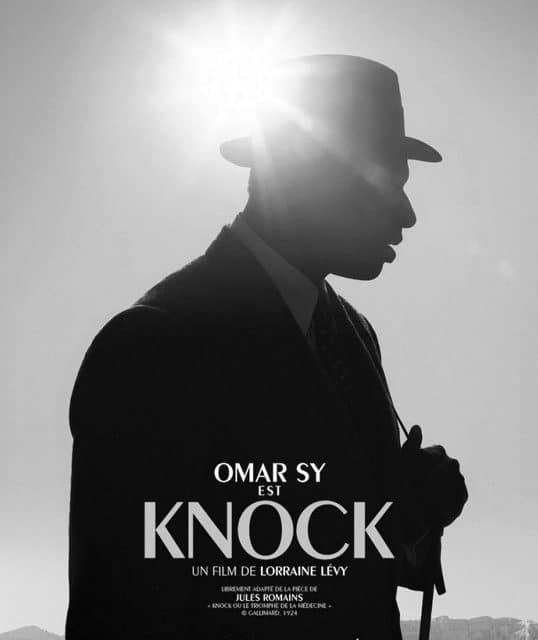 """""""KNOCK""""DE LORRAINE LEVY ! LE DOCTEUR LE PLUS SYMPATIQUE AVEC OMAR SY !"""