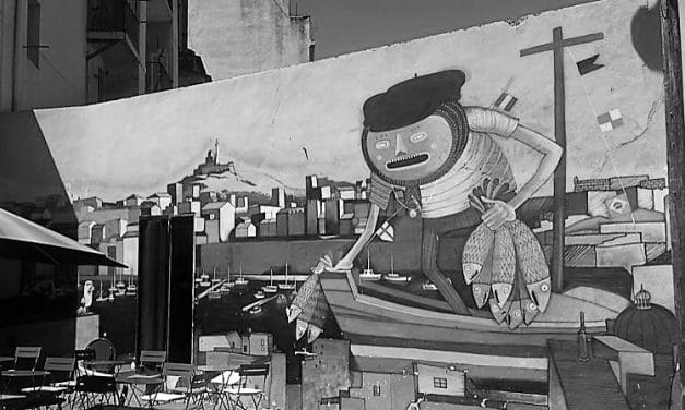LE STREET'ART …L'ART URBAIN